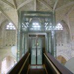 Luxeuze liftschacht in het kruisherenhotel in het centrum van Maastricht